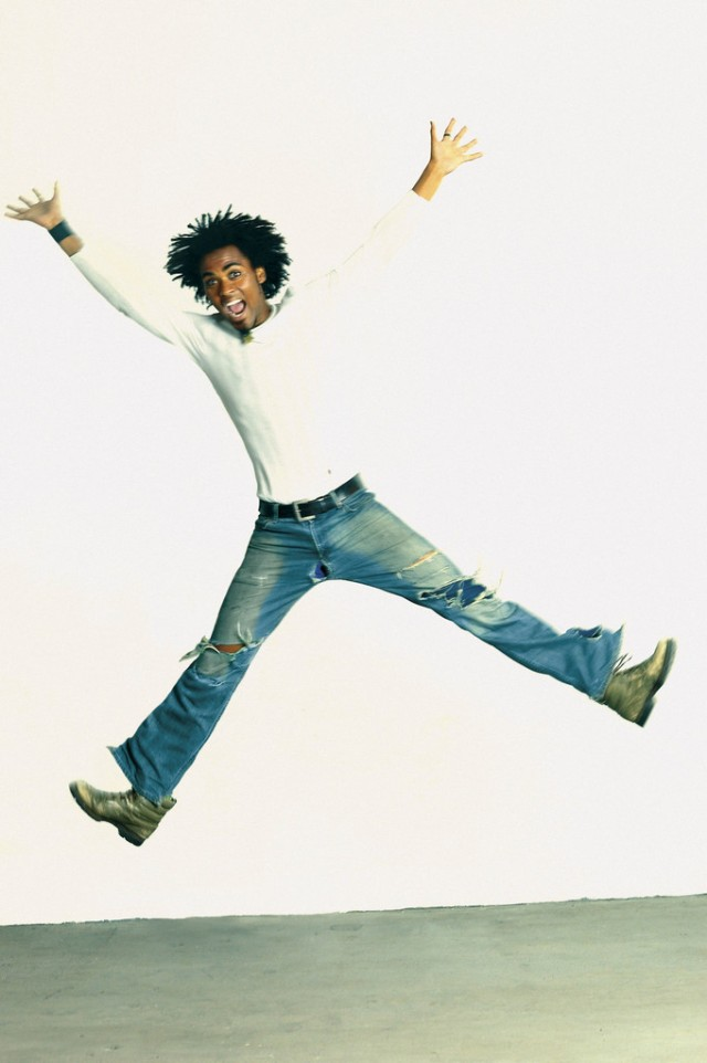 joyous leap