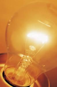 The Lightbulb Going Off